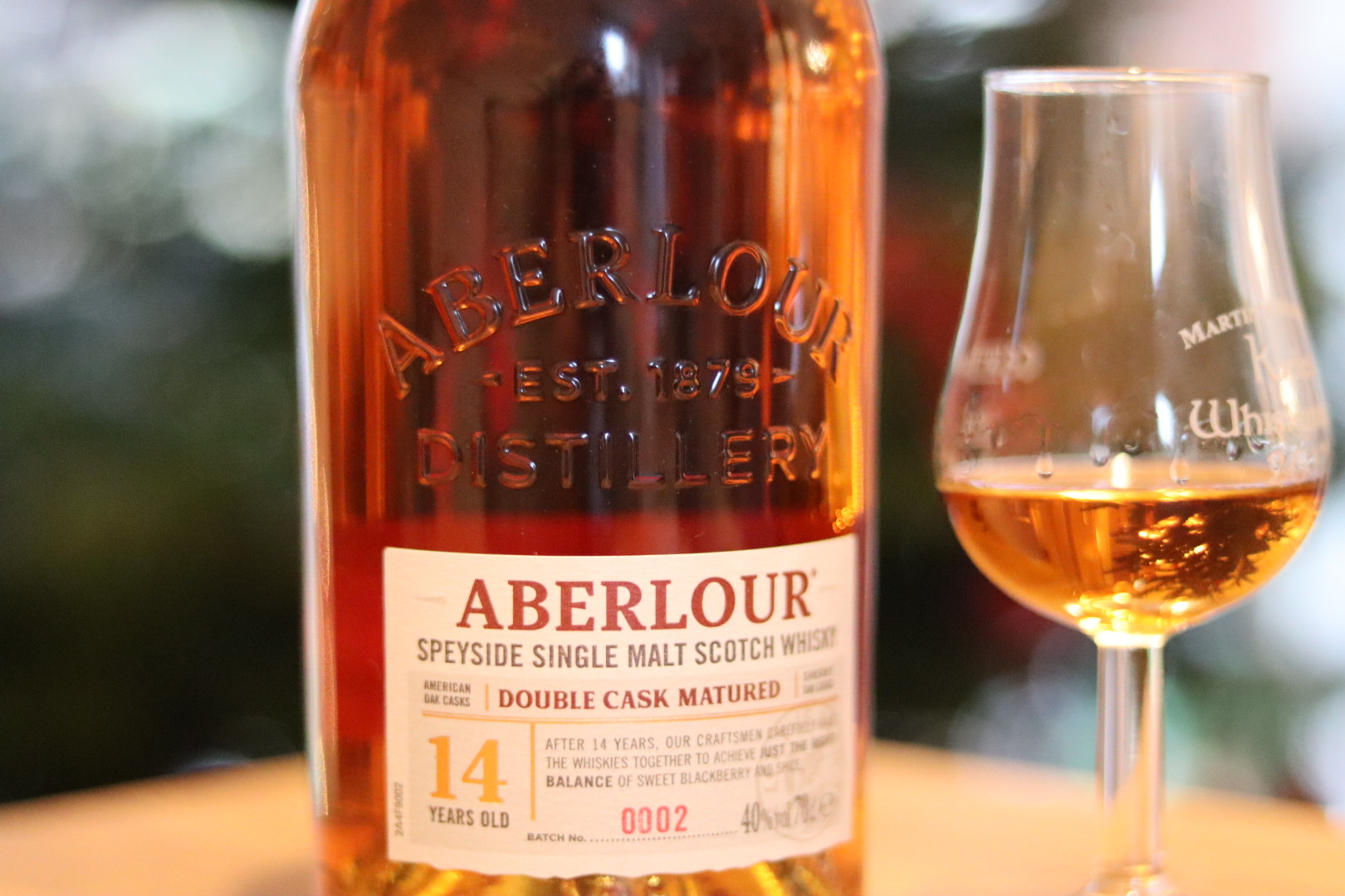 Whisky Review #189: Aberlour 14 Jahre (Batch 002)