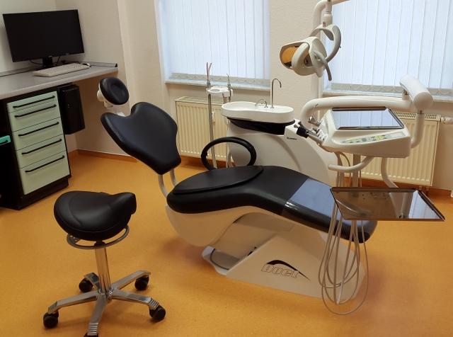 Im Behandlungszimmer