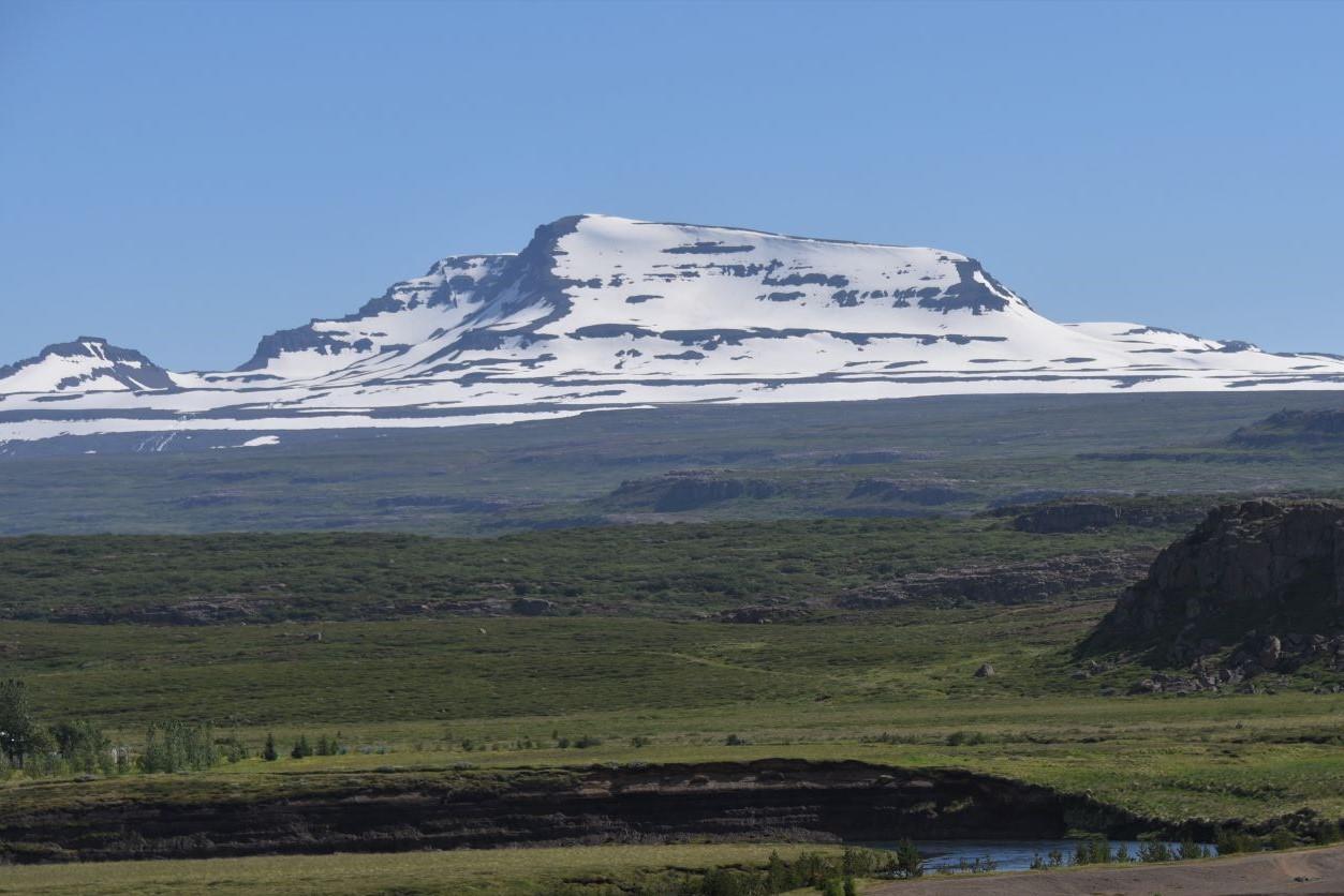 Island Nordosten