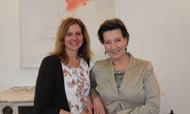 Abschluss Frauenakademie in Wien von Annelies Brugger
