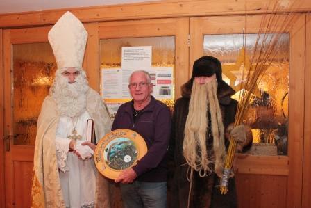 Gewinner der Klausenscheibe 2016: Martin Pierburg, 69 Teiler
