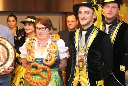 Brezenkönigin: Karolin Vogt, 30,2 Teiler