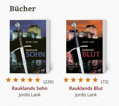 Bild: http://www.lovelybooks.de/suche/rauklands+sohn*/