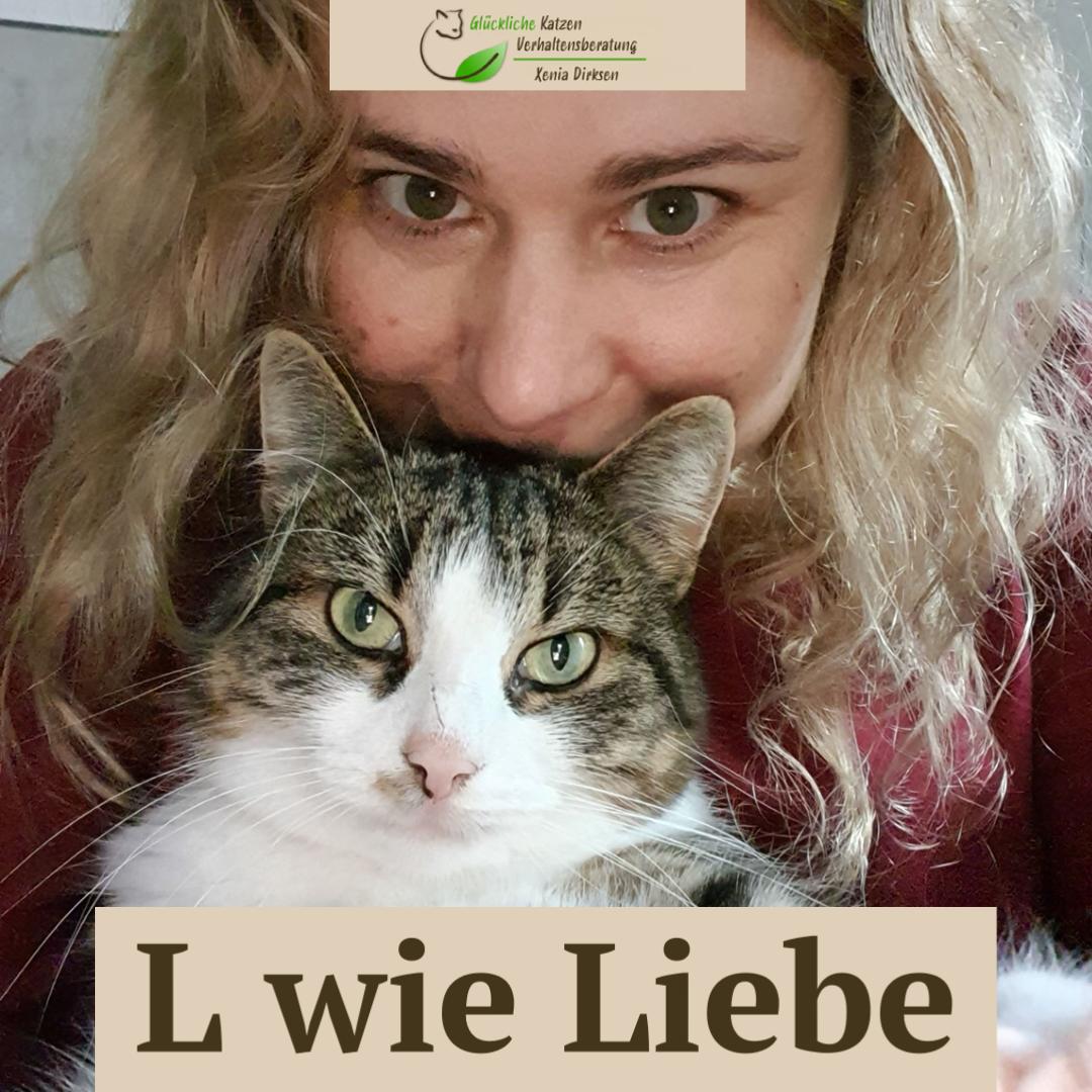 Xenias Katzen-ABC: L wie Liebe