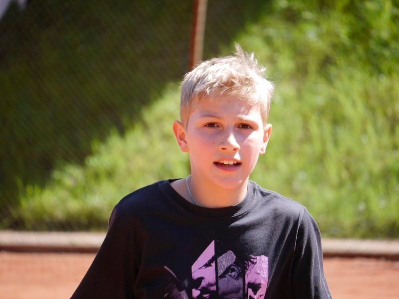 Nils-Lasse Hüttemann: Junge, so sehen Sieger aus