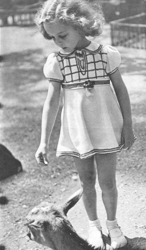 Tricot Marie-Clair 1938