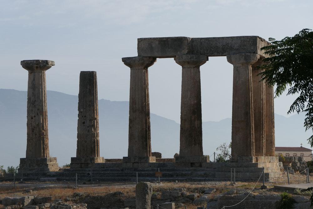 Tempel in Griechenland