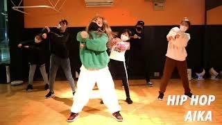 Hip Hop中級|2021/01/11