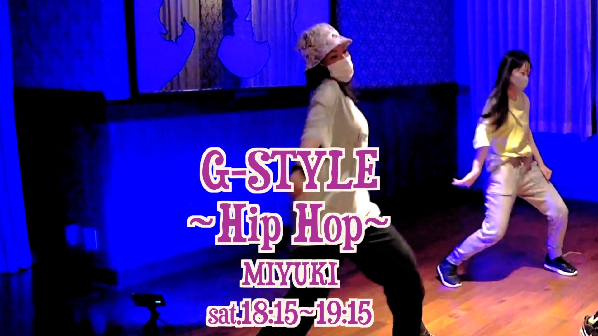 【ターン】ダンスの基礎レクチャー〜ヒップホップ〜|G-Style~Girls HipHop~