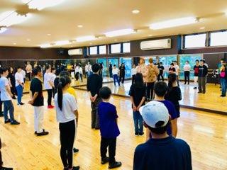 Hanai Fam WS 浜松 ダンスワークショップ