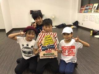 クロックハンズ ダンスコンテスト6位入賞