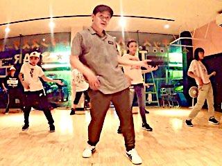 ジュニアロックダンス初級クラス