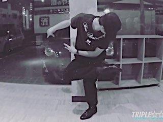 浜松 ダンス スクール Triple Starのビバップクラスを担当する、Boppin N先生のご紹介