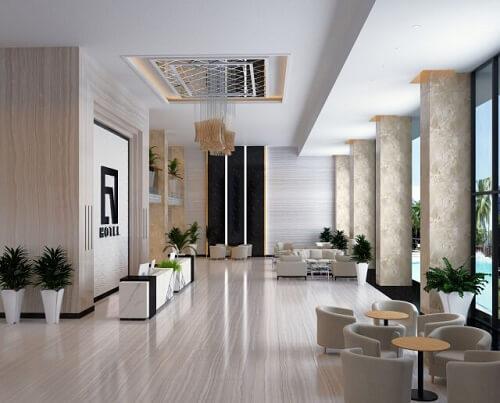 マンション共用部の豪華設備