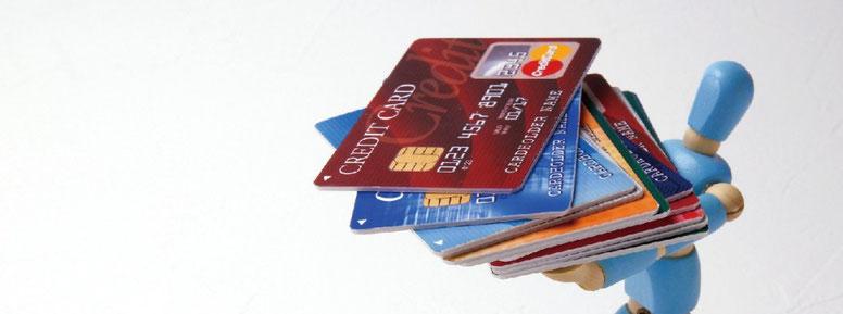 住宅ローンとクレジットカード
