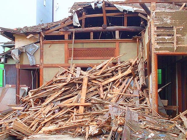 違法建築物を所有するリスク