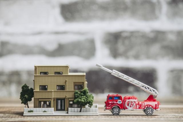 防火地域の建物