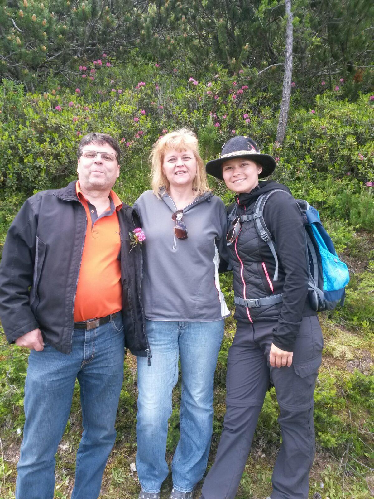 Werner, Emmi und Jenni