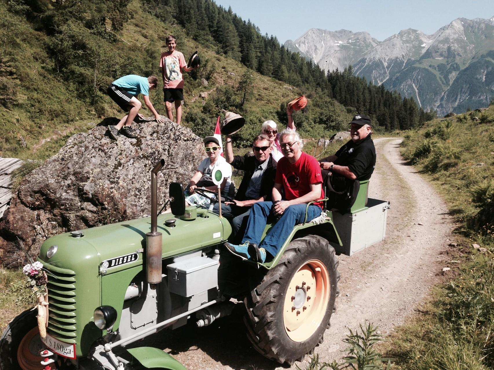 Siggis Traktor