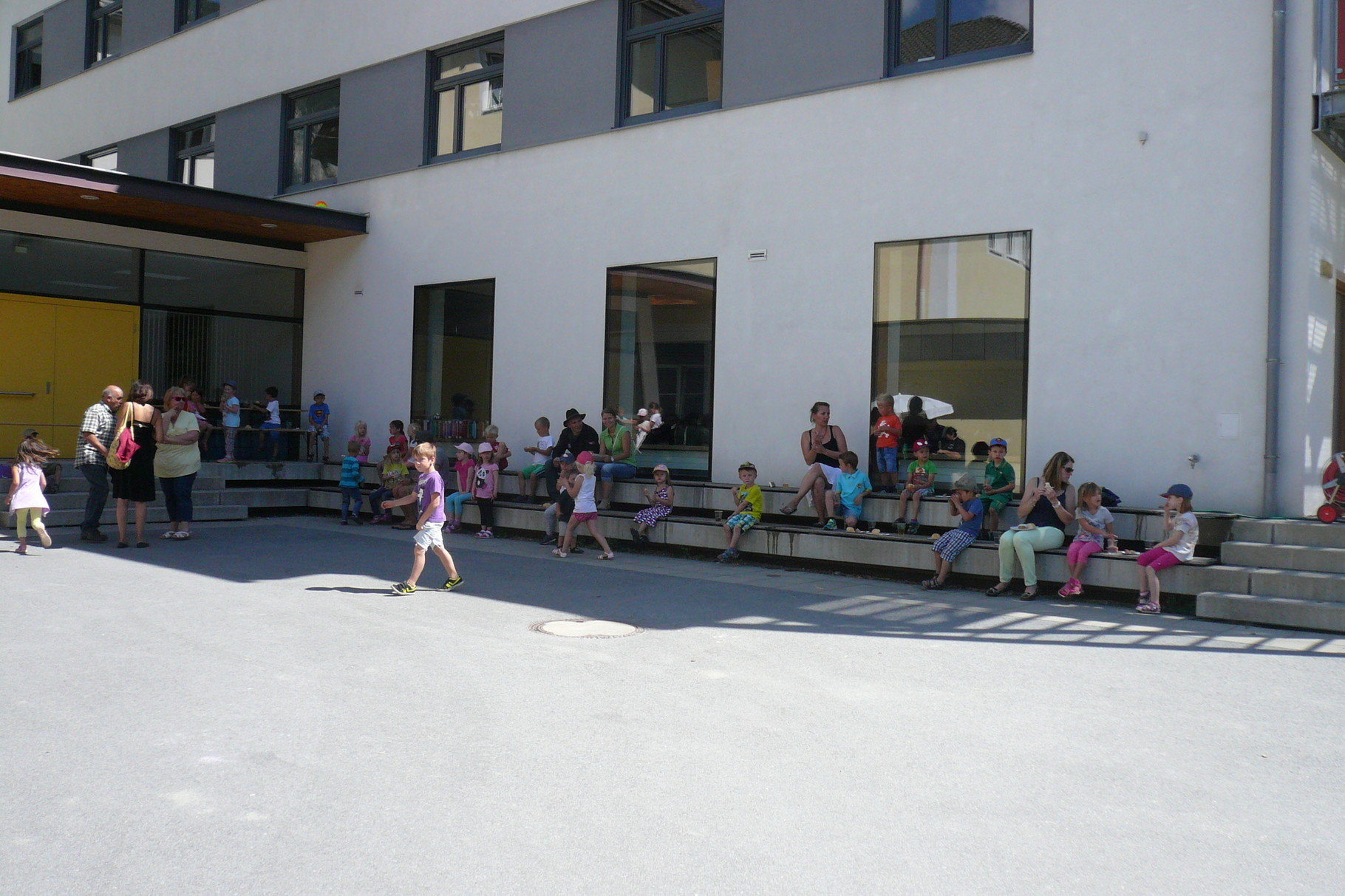 Kindergarten Pause