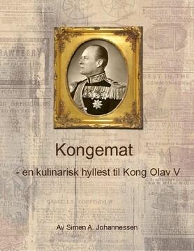 """Mange av opplysningene i denne artikkelen er hentet fra boken """"Kongemat"""", skrevet av Simen A. Johannessen, som arbeidet på Kongeskipet mens Olav levde. Trykk på bildet, der kan den muligens skaffes..."""