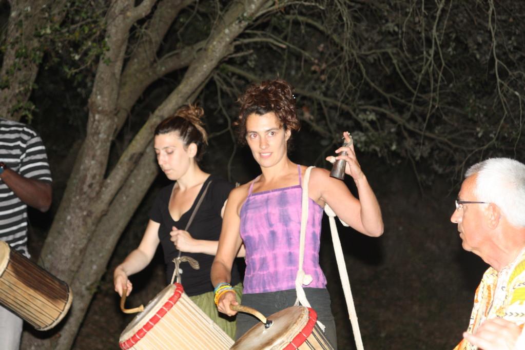 Myriam et Sandra