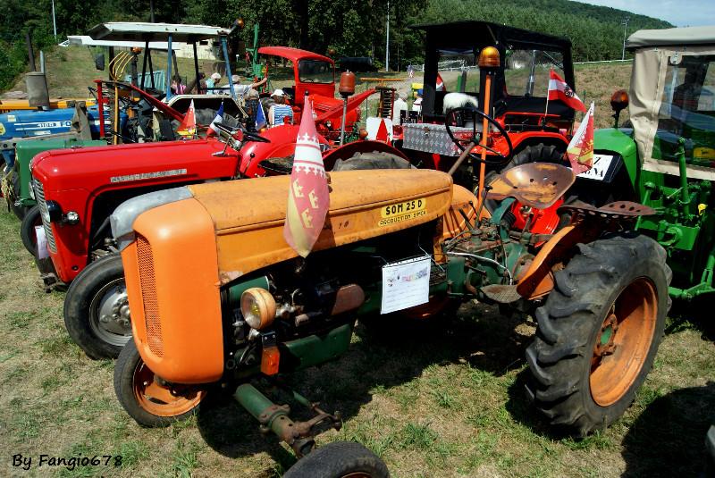 Tracteur production Simca