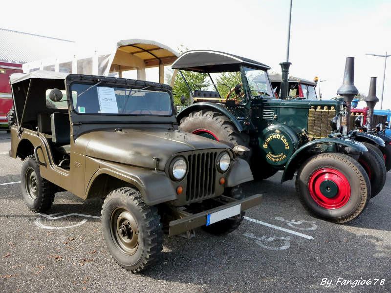 Jeep Kaiser de Pierre