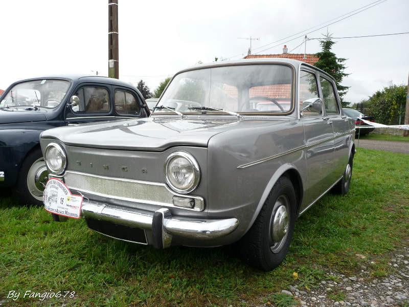 La Simca 1000