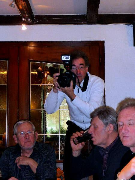 Un photographe à la hauteur!