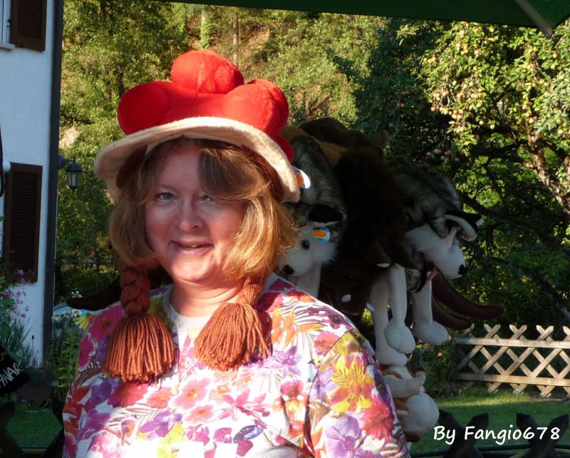 Fifi Brindacier en Forêt-Noire