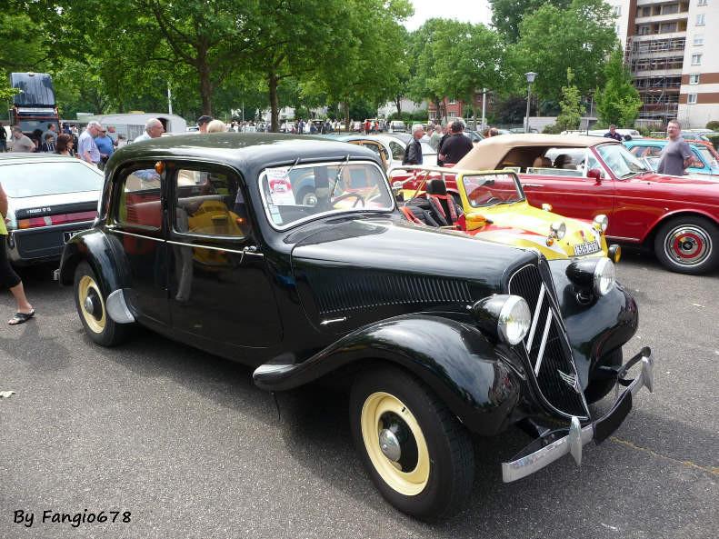 Charles en Citroën aussi