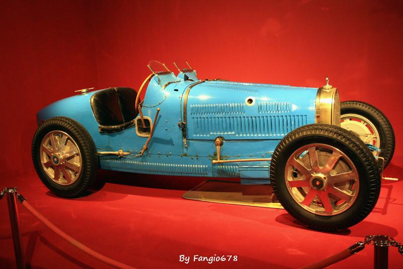 une Bugatti type 35