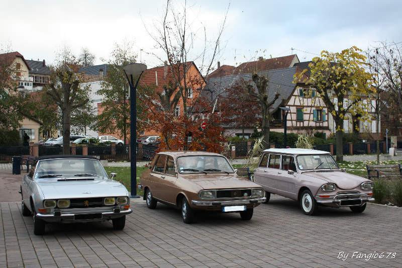 Arrivée à Niederbronn les Bains