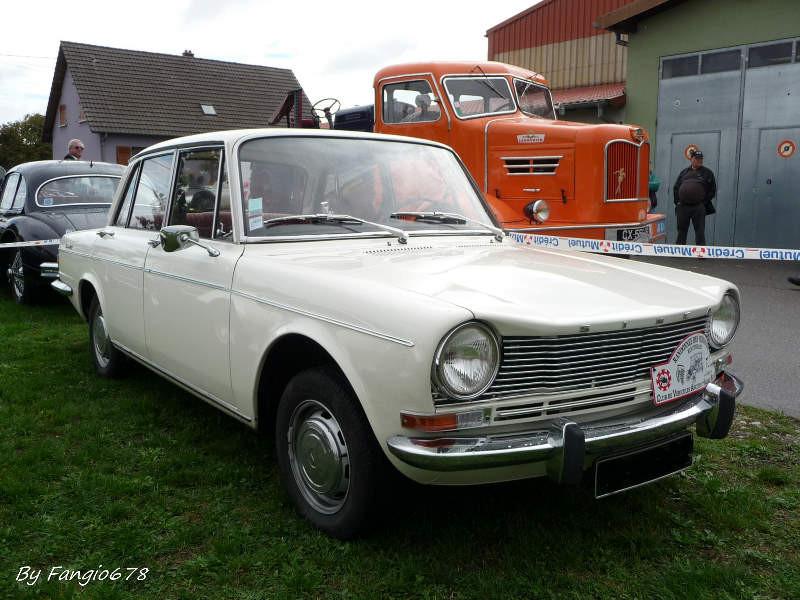 Une Simca 1301
