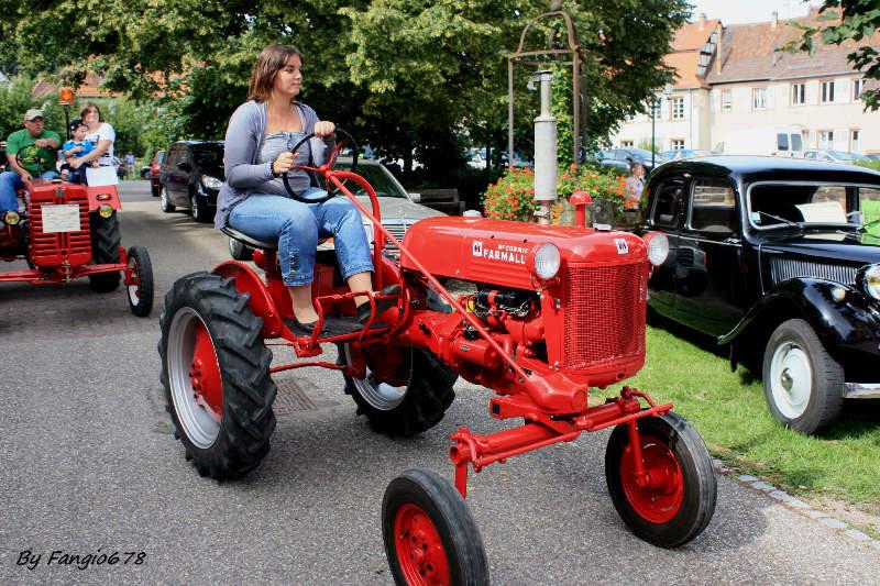 .... les femmes aiment les tracteurs
