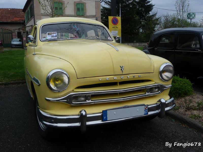 Ford Vedette V8