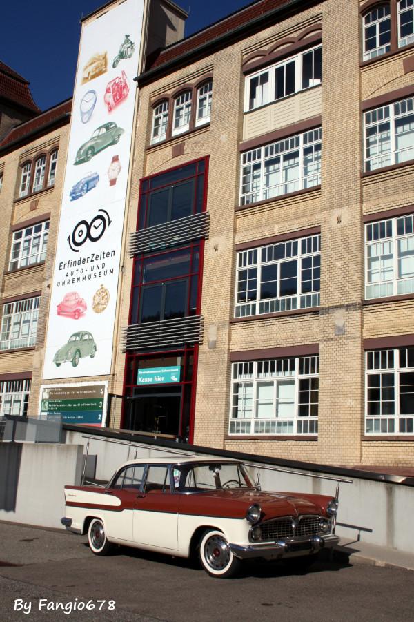 Auto und uhrenwerk museum Schramberg