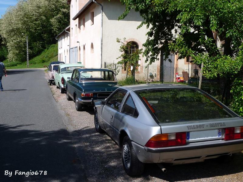 un stationnement comme dans le passé