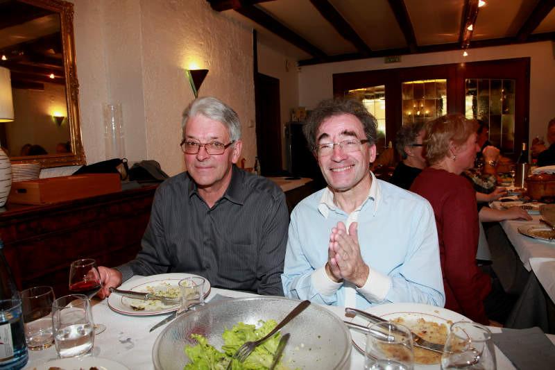 Hubert et Claude