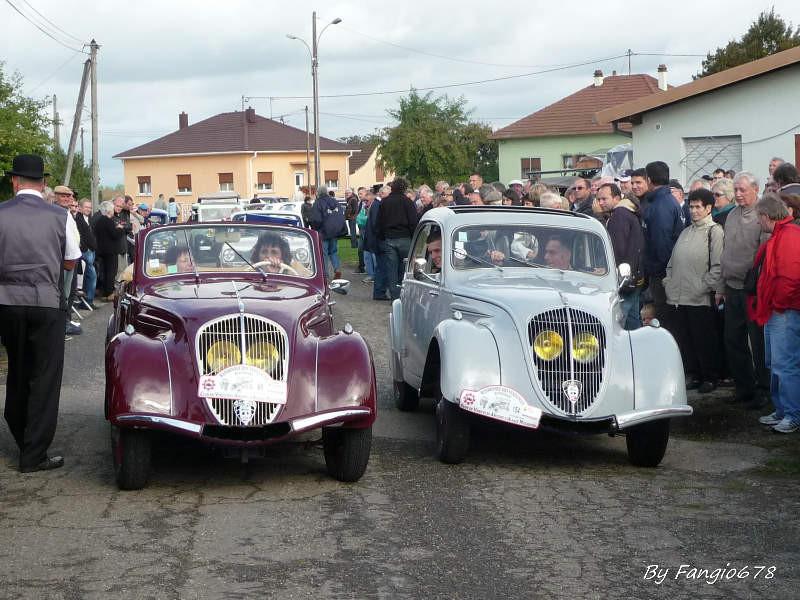 Peugeot 202 berline et cabriolet