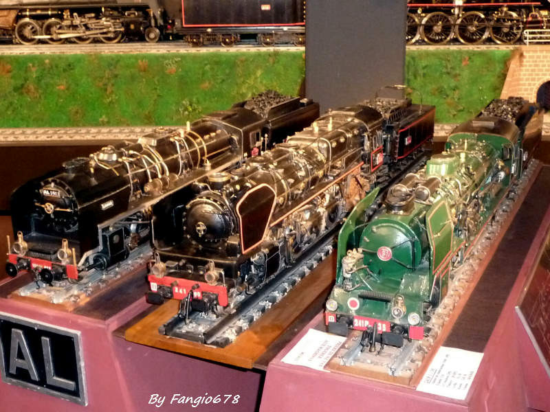 ELAV musee du chemin de fer Obermodern