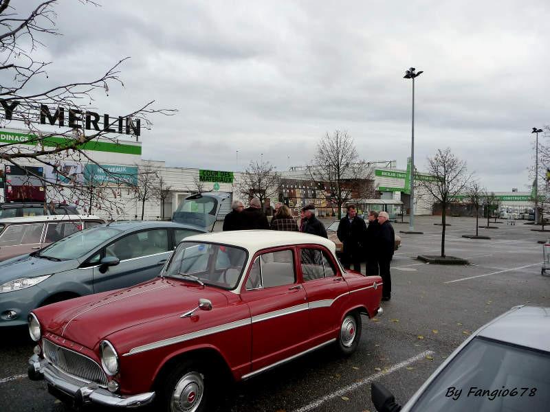 Au départ à Vendenheim