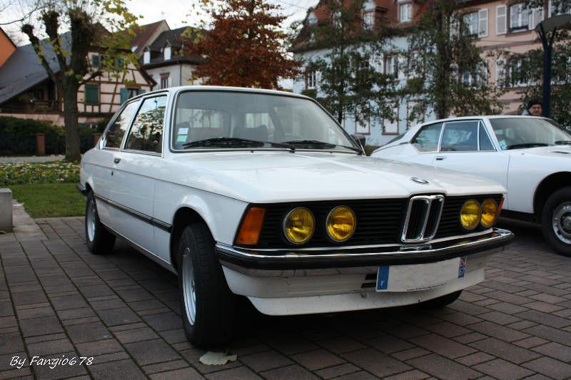 BMW 318 de notre Simc'Ami Guy