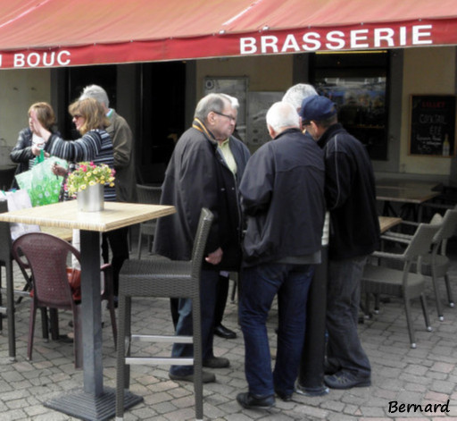 Au Bouc à Wasselonne