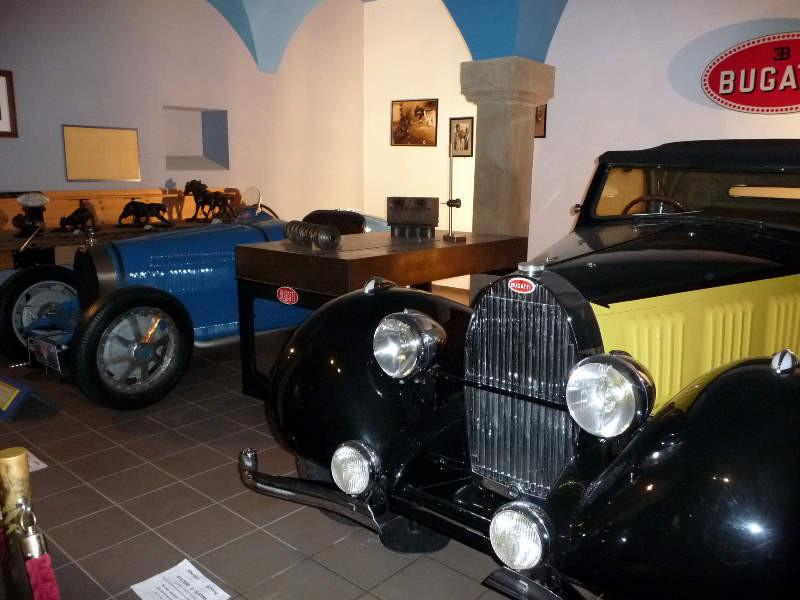 Bugatti type 35 et 57
