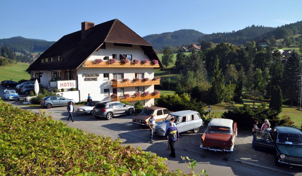 Hotel Pension Krone
