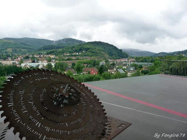 Mémorial de l'Alsace Moselle à Schirmeck