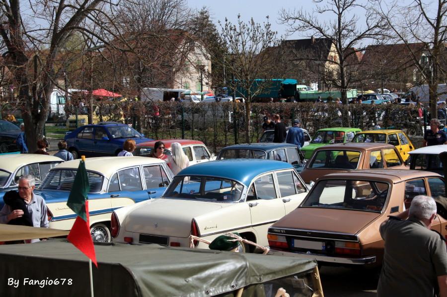 Beaucoup de voitures