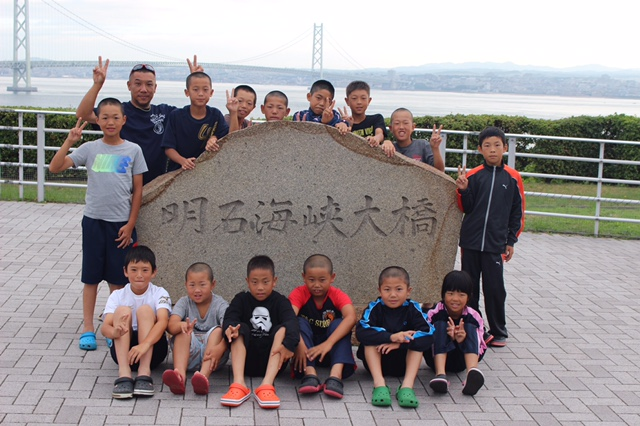 滑川東部、1年ぶりに淡路島上陸!!(^^)v
